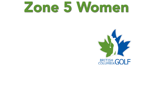 Zone 5 Womens Golf